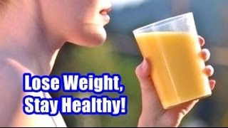 Best Pineapple Smoothie Recipe - Lose Weight & Stay Healthy!