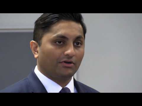 Alderman Ameya Pawar details his bold vision for Illinois in his bid for Governor