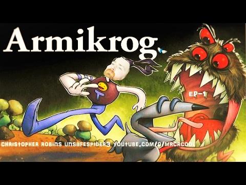 Armikrog - into the butthole we go EP-1