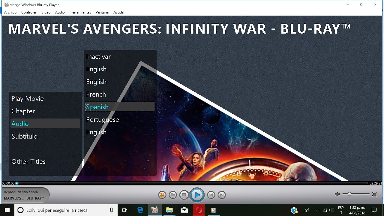 Descargar avengers infinity war blu ray extras deleted - Descargar infinity war ...