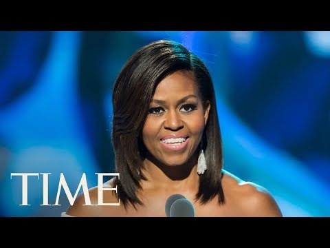 Michelle Obama Interviewed At Obama Foundation Summit By Poet Elizabeth Alexander | TIME