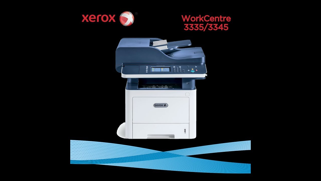 Xerox Workcenter 3335 Unboxing And Review Complete Functioning