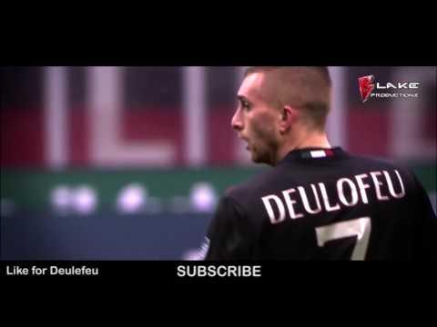 Gerard Deulofeu vs Sampdoria