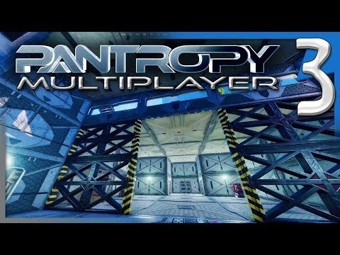 PANTROPY - SOLAR POWER, ROUNDED WALLS AND CEILINGS, & DETAILING! | Pantropy Multiplayer Gameplay E3