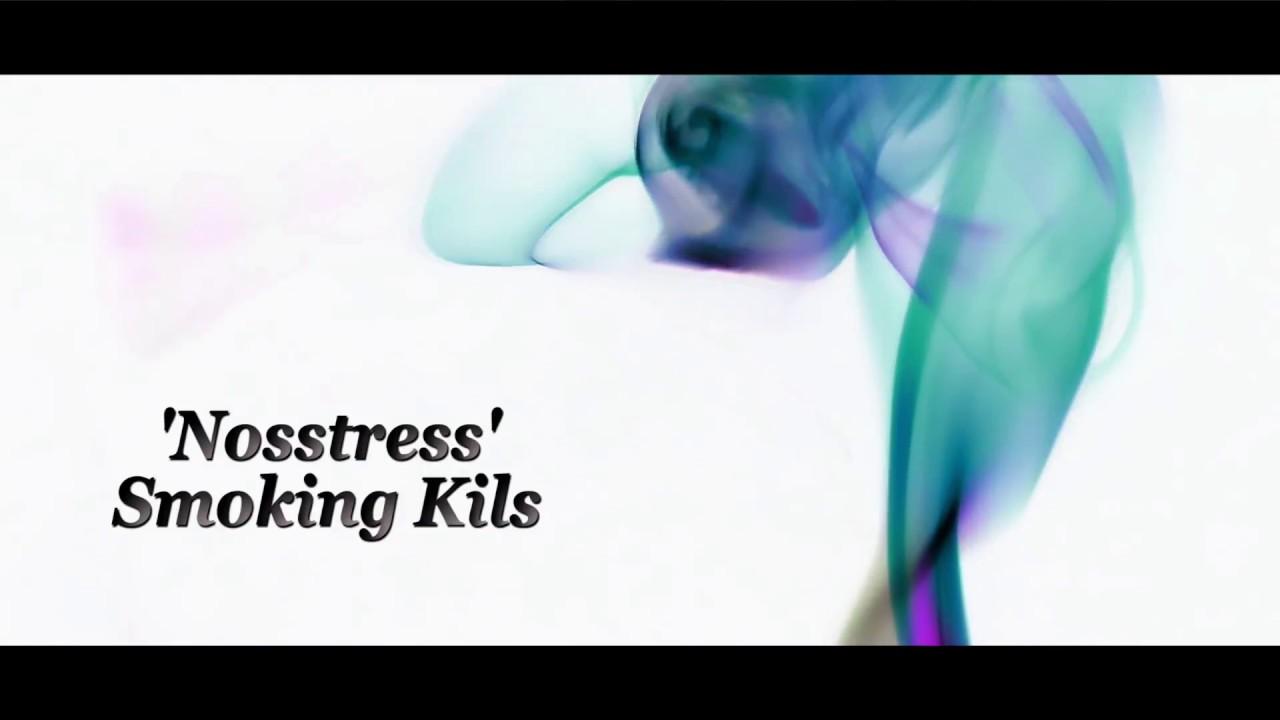 nosstress smoking kill