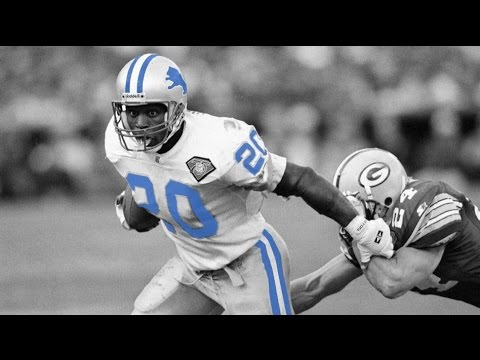 "Barry Sanders Highlights ""With That"""