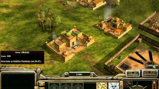 Command & Conquer Generals Gameplay [HD]