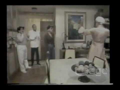 Chamada Familia Brasil - 1993 - Rede Manchete
