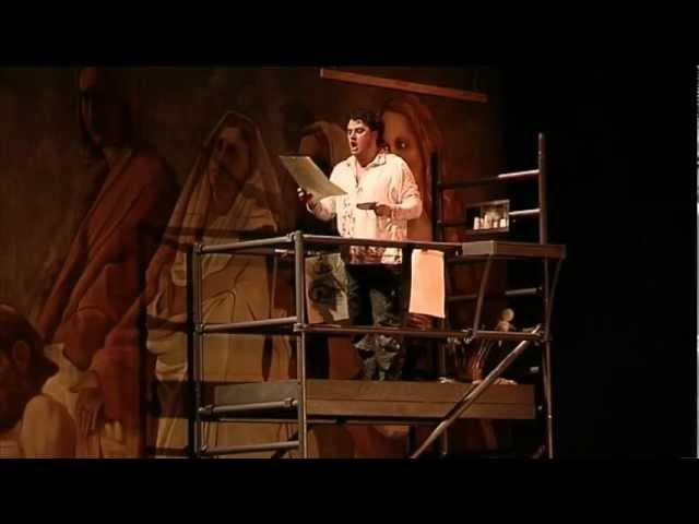 G. Puccini - »Tosca« // Semperoper Dresden