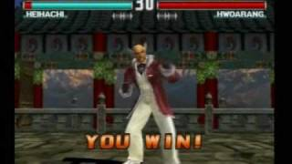Tekken 3 Arcade - Heihachi Playthrough thumbnail