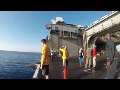Navy Swim Call