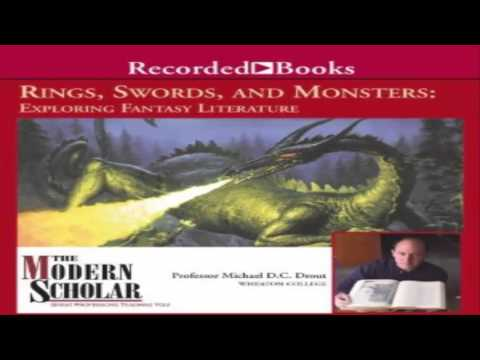 Rings, Swords, And Monsters: Exploring Fantasy Literature Audible Audio Edition