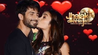 Alia Bhatt & Shahid Kapoor promote Shaandaar on Jhalak Dikhhla Jaa RELOADED | GRAND FINALE EPISODE