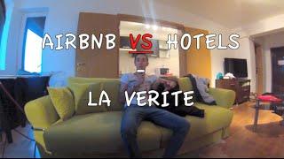 Gambar cover AIRBNB VS HOTELS : LA VERITE (VUE PAR LES CLIENTS)