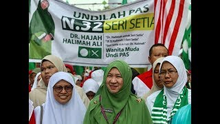 Pas steps up to plate on Seri Setia by-election nomination day