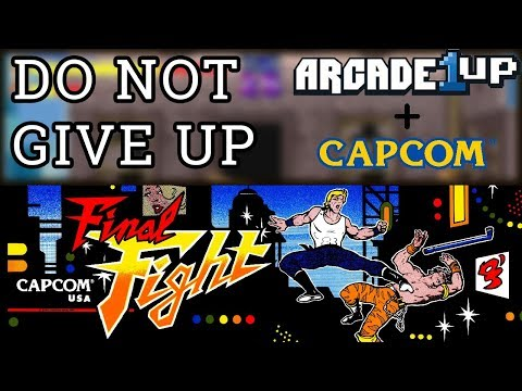 Repeat Arcade1Up News - How to get Final Fight or Mortal