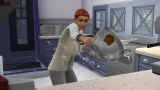 UMS LEBEN KOCHEN #250 DIE SIMS 4 - GIRLS-WG - Let's Play The Sims 4