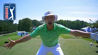 Ben Crane aces the prize hole at Wyndham