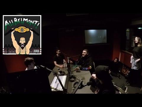 ALI BELMONT INTERVIEW - THE ONLY INTERCONTINENTAL CHAMPION - JUNGLE BEATS RADIO