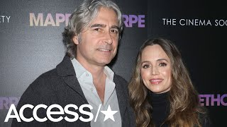 Eliza Dushku Is Expecting Her First Child With Hubby Peter Palandjian | Access