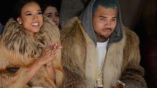 Chris Brown's Song To Karrueche