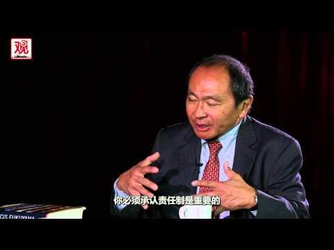 Think 34  Francis Fukuyama with Eric X  Li