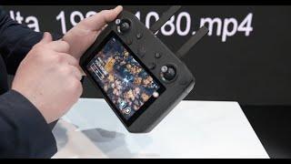DJI Smart Controller for the Mavic 2 Pro and Mavic 2 Zoom - CES 2019
