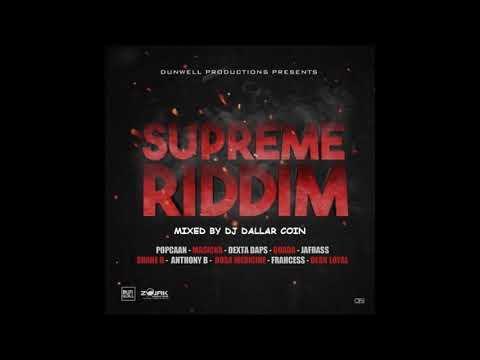 Download Supreme Riddim Mix 2019 Popcaan Masicka Shane O Jafrass