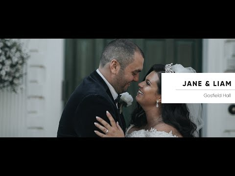 Gosfield Hall Wedding Video - Jane and Liam