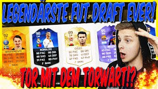 FIFA 16: DIE LEGENDÄRSTE FUT DRAFT CHALLENGE!! - FIFA 16 ULTIMATE TEAM (DEUTSCH) - TORWART-TOR!?!