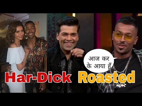 Hardik Pandya Roast   Koffee with Karan Full Episode   Renu Bhati