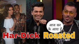 Hardik Pandya Roast | Koffee with Karan Full Episode | Renu Bhati
