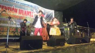 Huanza 23/05/2015 fiesta patronal