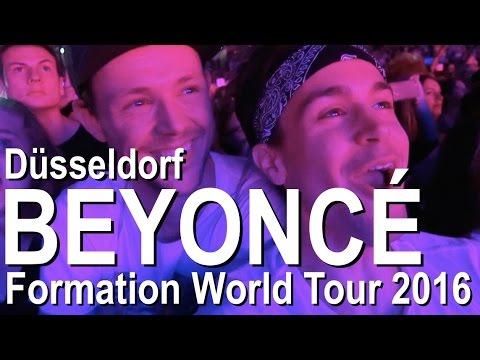 FRONT ROW - Beyoncé Formation World Tour Düsseldorf