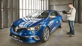 Renault Megane Production at Palencia plant