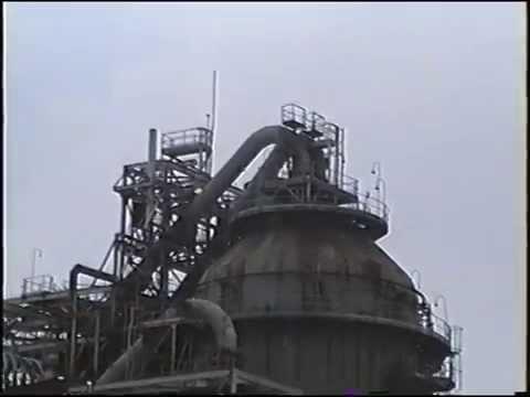 Texaco Oil Refinery, Lockport, IL, 1991