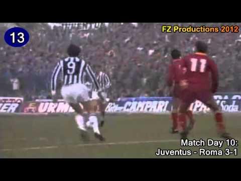 Michael Laudrup - 25 goals in Serie A (Lazio and Juventus 1983-1989)