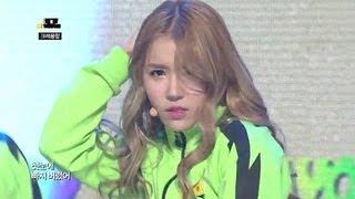 Crayon Pop - Bing Bing, 크레용팝 - 빙빙, Show champion 20130227