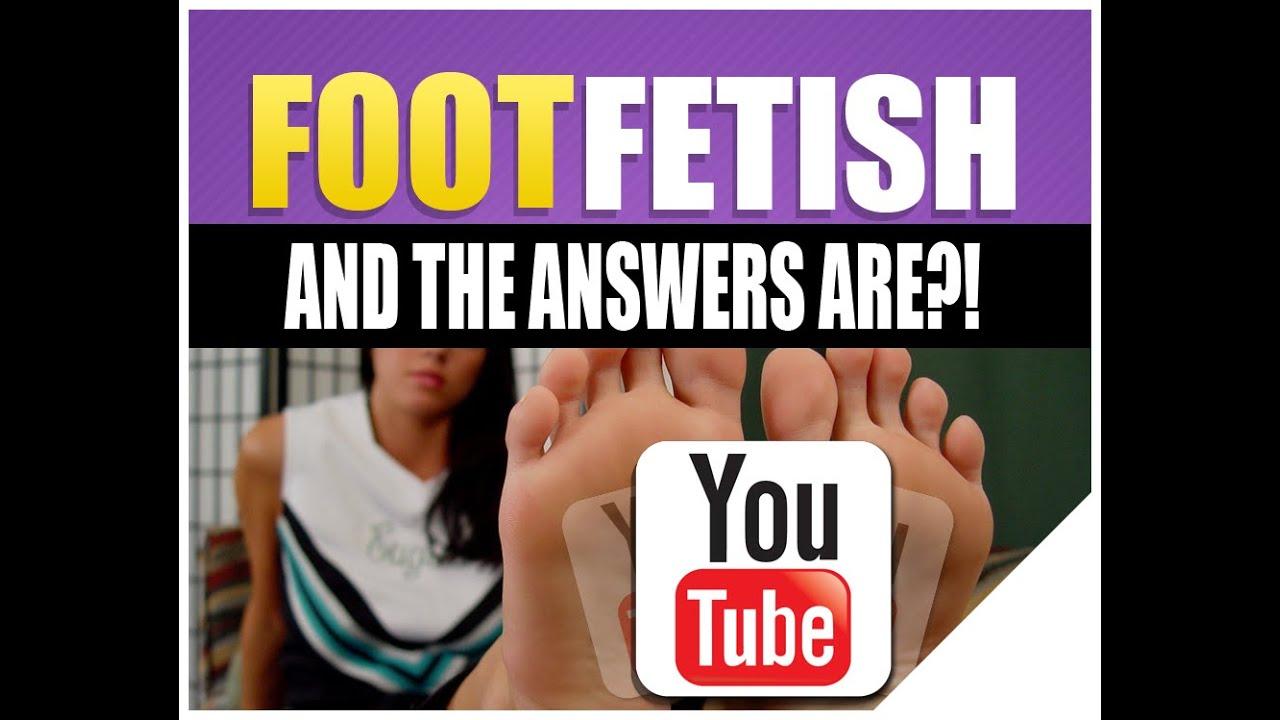 Foot fetish tube not
