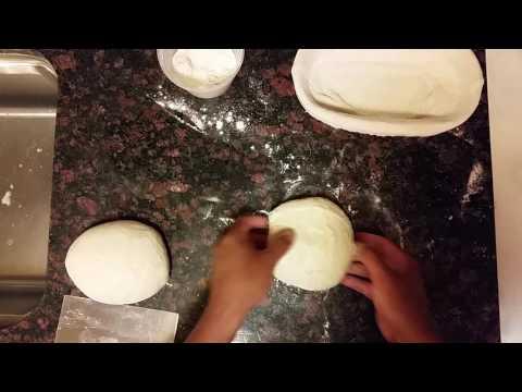 Sourdough Bread Process (long version)