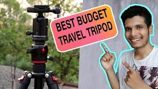 BEST BUDGET TRAVEL TRIPOD REVIEW - Digitek DTR 520BH