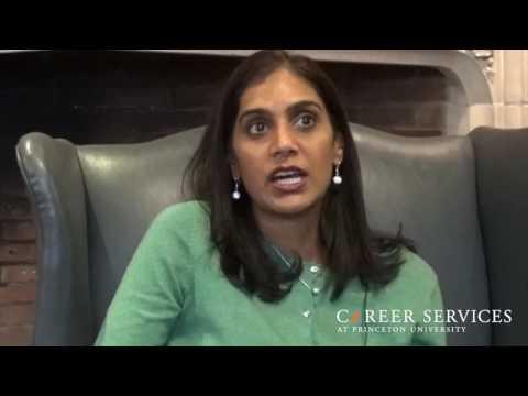 The bottom line can take over   Asha Rangapaa '96