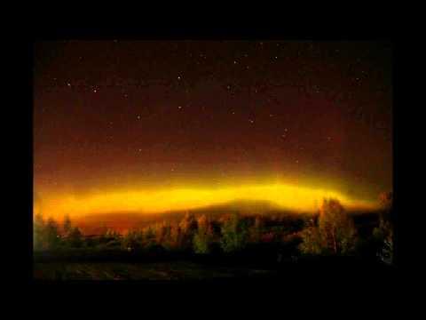 Полярное сияние 7 8 сентября 2015г   в г Заволжск Ивановской области