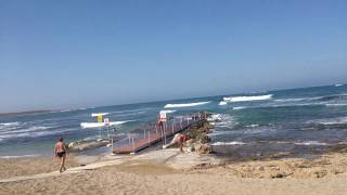 Venus Beach Hotel 5 Кипр Прогулка по набережной