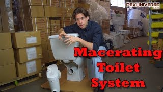Macerating Toilets: What you need to know