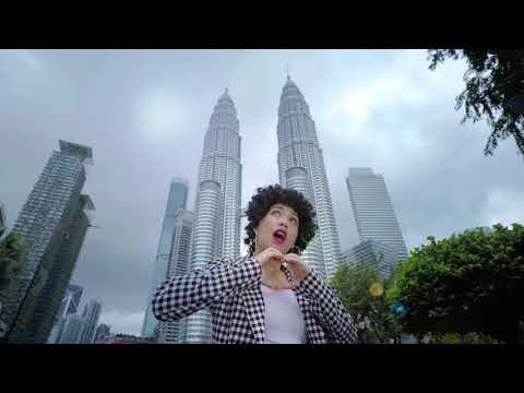 TikTok in Malaysia Run Free Run with Janna Nick