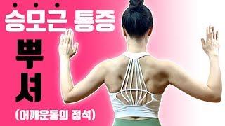 #04 [W] 승모근 없애는 운동 & 일자쇄골 만들기 …