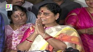 YS vijayamma Watched Yatra ||Full Heart Touching Speech||WF