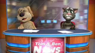 Talking Tom and Ben News NFL