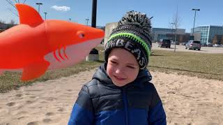 Baby Shark Nursery Rhymes  Song for Kids with Toys